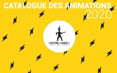 Catalogue des animations scolaires – PDF