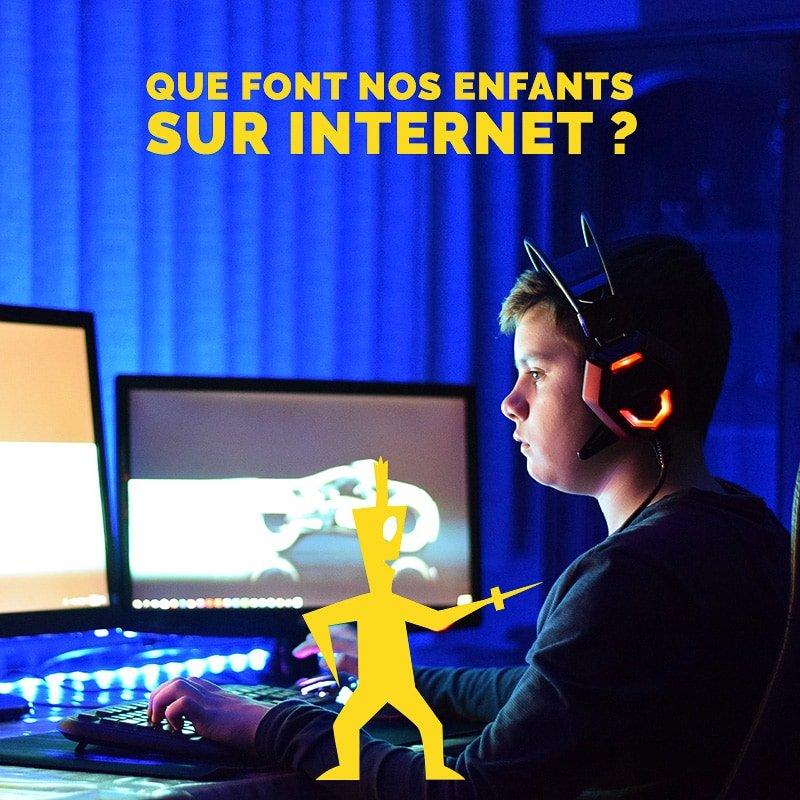 Destinée aux parents et aux professionnels de l'éducation, cette conférence/débat aide à comprendre ce que font les enfants sur Internet afin de pouvoir les encadrer et les accompagner dans leur découverte de cet outil de manière sûre et responsable.