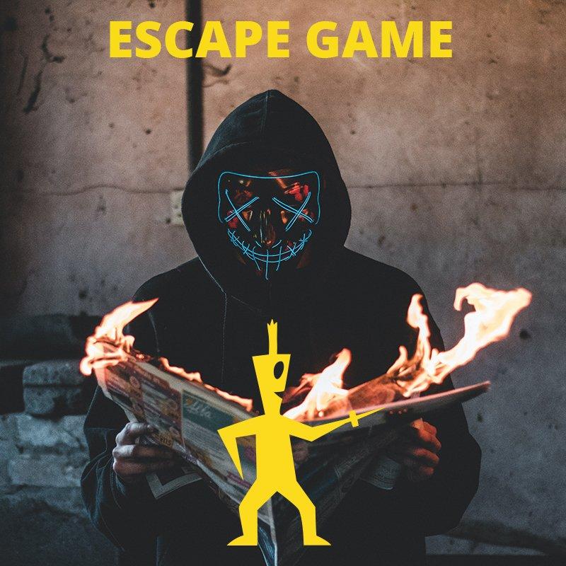A partir d'un escape game constitué de différentes enquêtes à résoudre, les ados vont découvrir les méthodes utilisées pour propager des fake news.