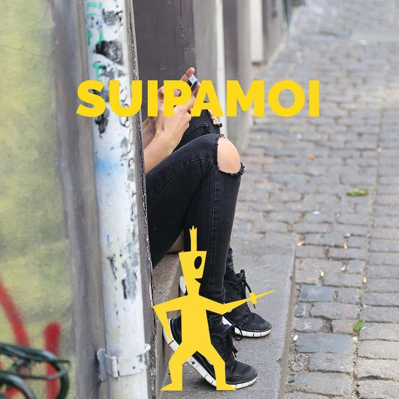 """Interactive, ludique et préventive, l'animation """"Suipamoi"""" vise à permettre aux plus jeunes de ne pas tomber dans les pièges des salons de discussion."""