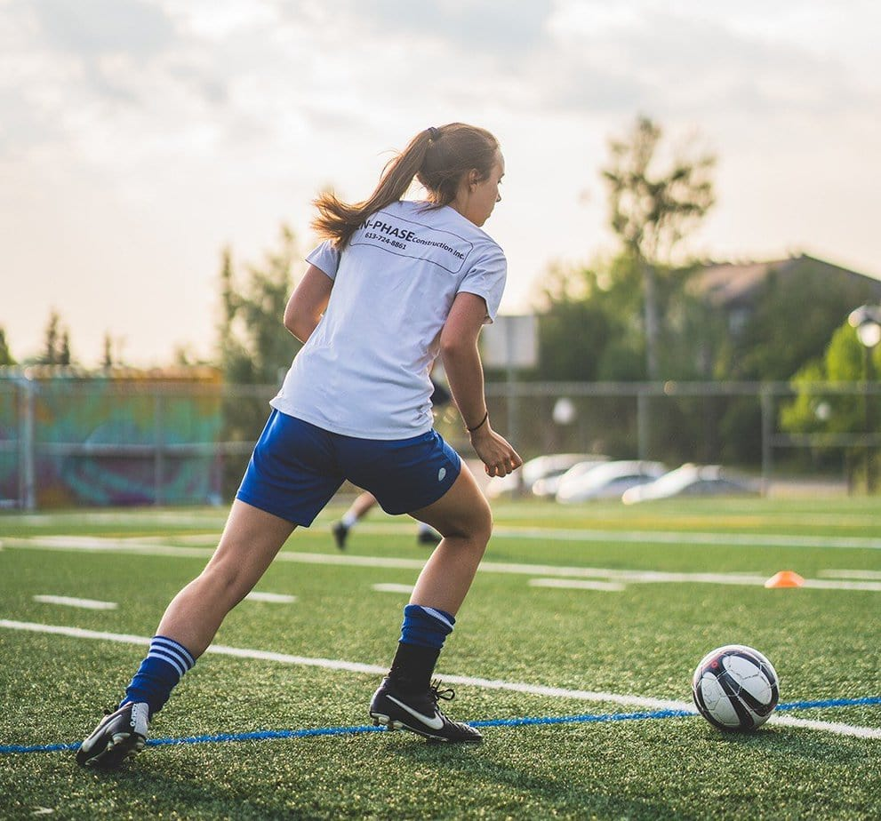 Femme football