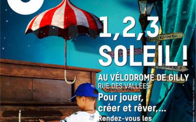 """6ème édition du projet """"1,2,3 soleil !"""""""